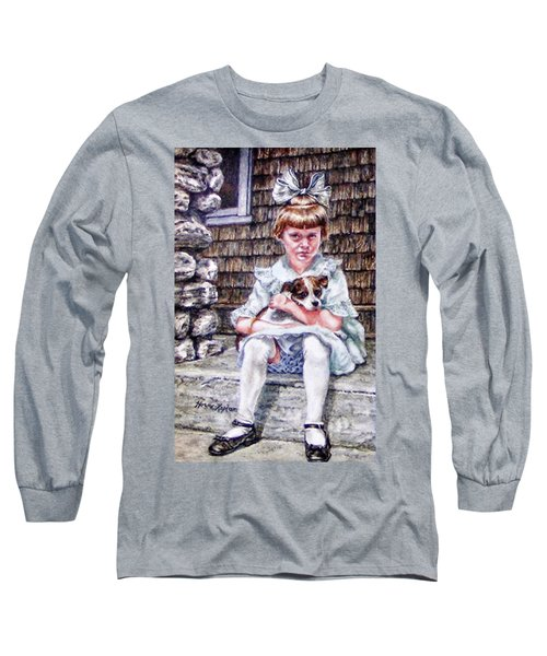 Aunt Eve 1919, Finders Keepers Long Sleeve T-Shirt