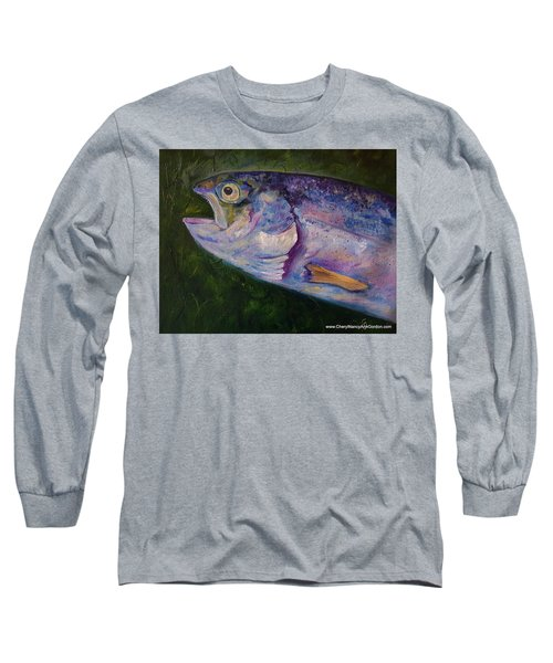 Aurons Rainbow Trout Long Sleeve T-Shirt