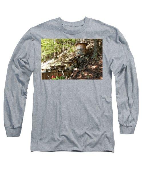 Ausable River Mining Company Long Sleeve T-Shirt