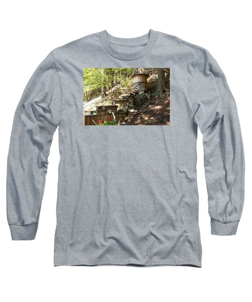 Ausable River Mining Company Long Sleeve T-Shirt