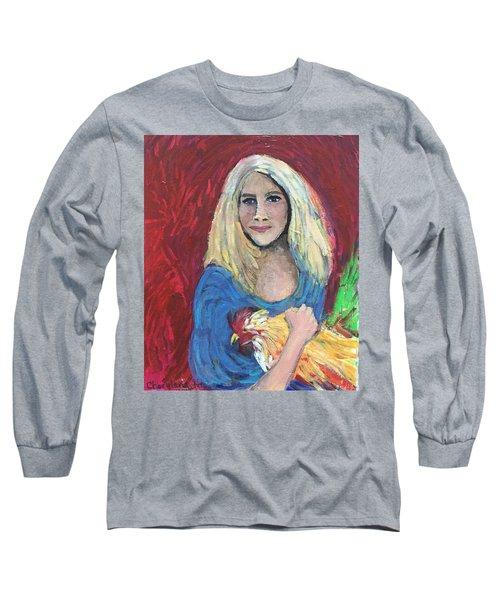 Austin Girl Long Sleeve T-Shirt
