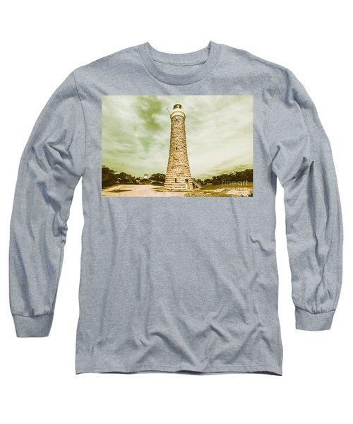 Australian Maritime Structure Long Sleeve T-Shirt