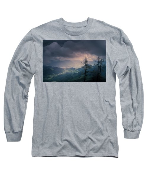 Austrian Alps Long Sleeve T-Shirt