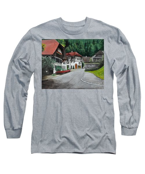 Austrian Village Long Sleeve T-Shirt