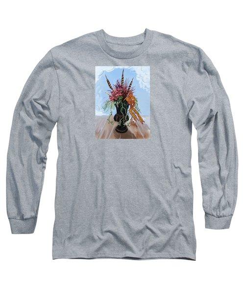 Automne Jardiniere Long Sleeve T-Shirt