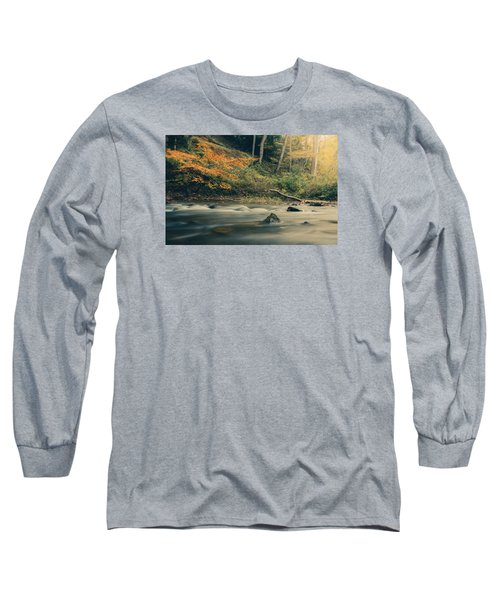 Autumn Dreamscape Long Sleeve T-Shirt
