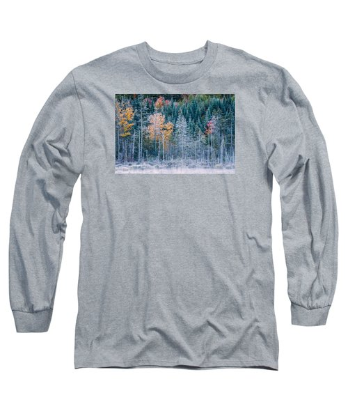 Autumn Frost Long Sleeve T-Shirt