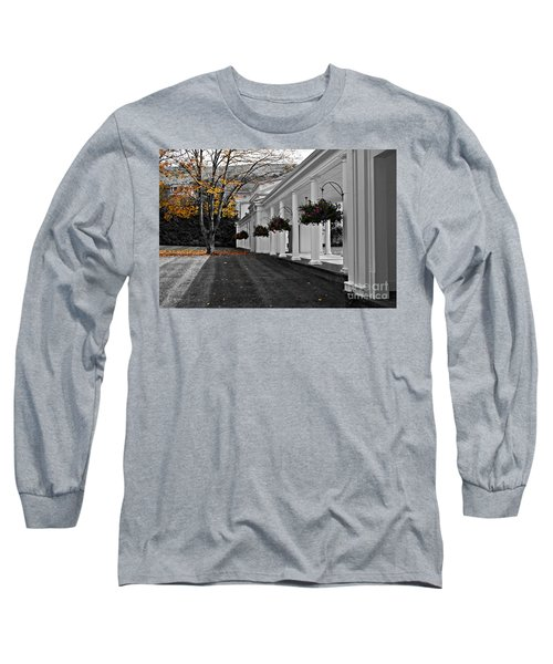 Autumn In Bath County Virginia Long Sleeve T-Shirt