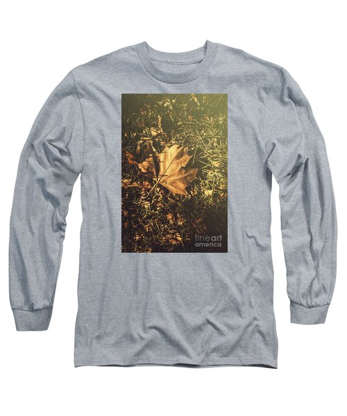 Long Sleeve T-Shirt featuring the photograph Autumn In Narrandera by Jorgo Photography - Wall Art Gallery