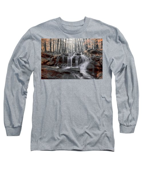 Autumn In Spring Infrared Long Sleeve T-Shirt