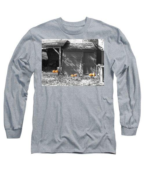 Autumn Rest Long Sleeve T-Shirt