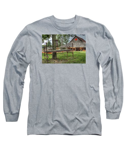 Autumn Retreat Long Sleeve T-Shirt