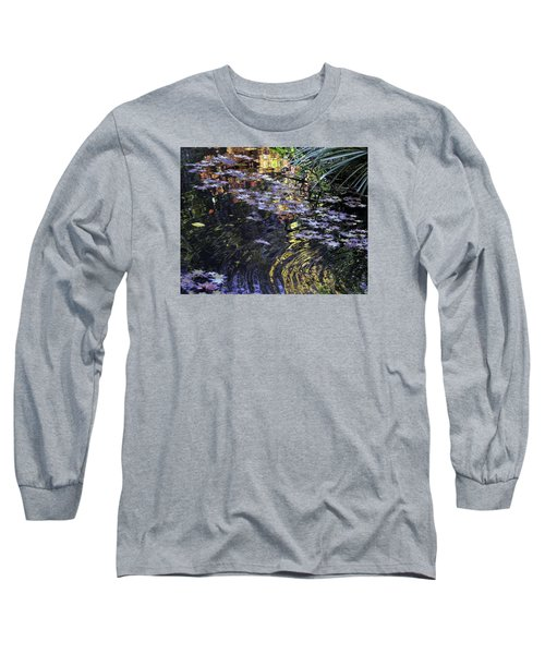 Autumn Ripples Long Sleeve T-Shirt