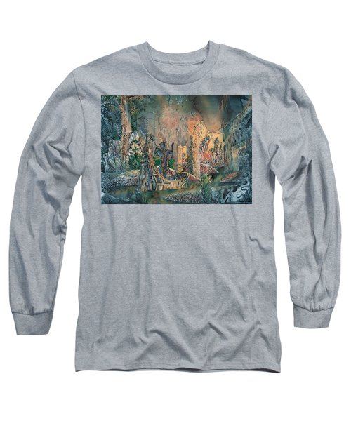 Autumn Seeds Long Sleeve T-Shirt