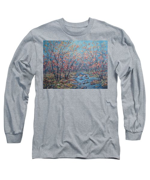 Autumn Serenity Long Sleeve T-Shirt