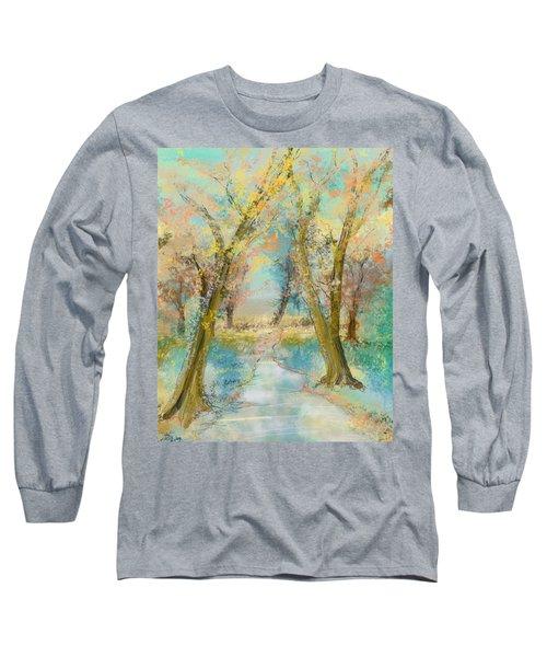 Autumn Sketch Long Sleeve T-Shirt