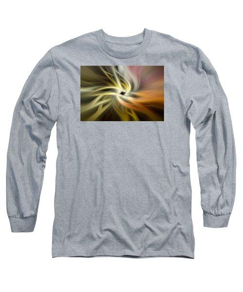 Autumn Swirls Long Sleeve T-Shirt