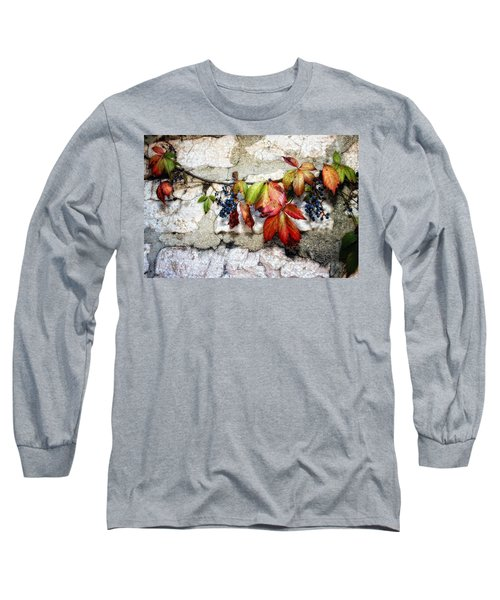Autumn Vines Long Sleeve T-Shirt