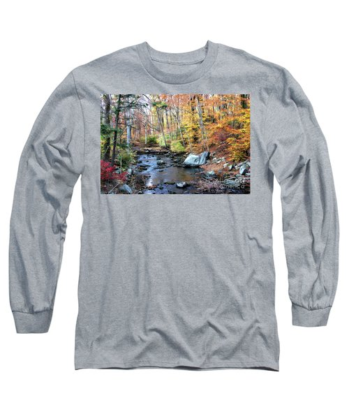 Autumn Woodlands Long Sleeve T-Shirt