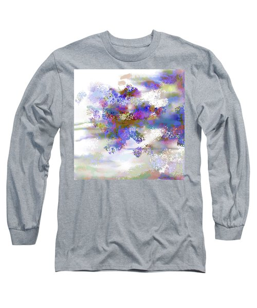 Ava Sprite Long Sleeve T-Shirt by Constance Krejci