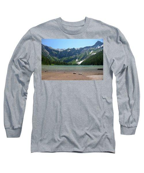 Avalanche Lake Long Sleeve T-Shirt