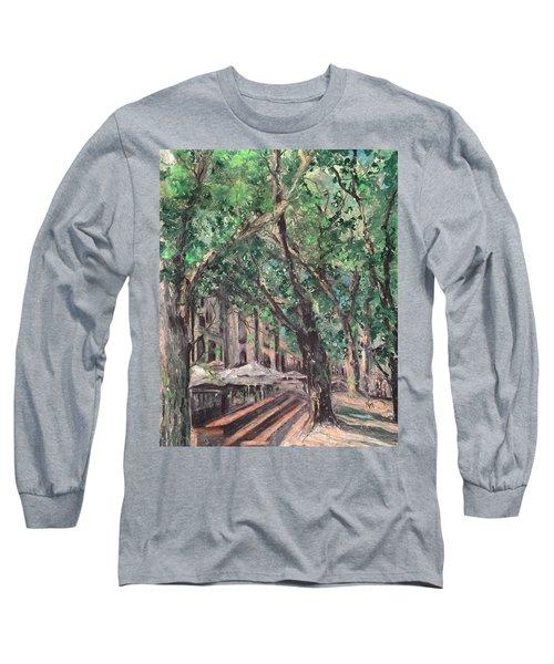 Avignon Long Sleeve T-Shirt by Robin Miller-Bookhout