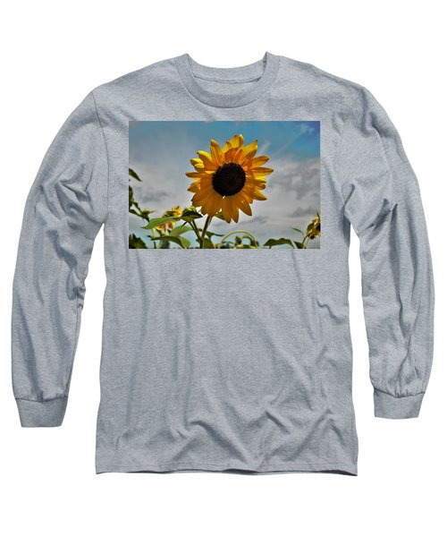 2001 - Awakening Sunflower Long Sleeve T-Shirt