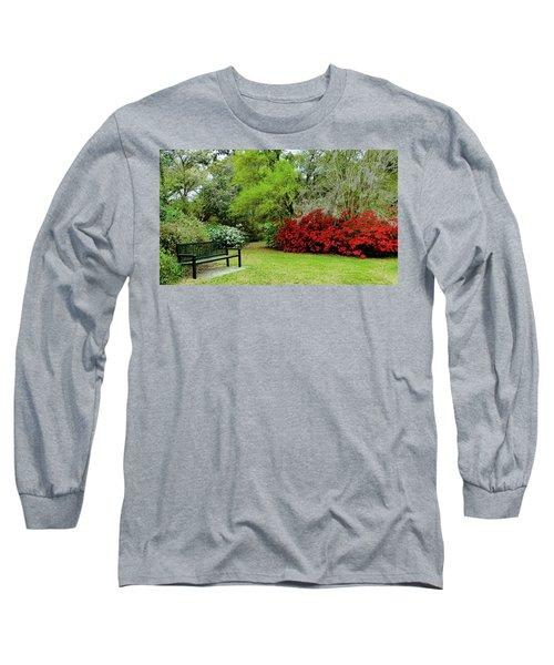 Azalea Time Long Sleeve T-Shirt
