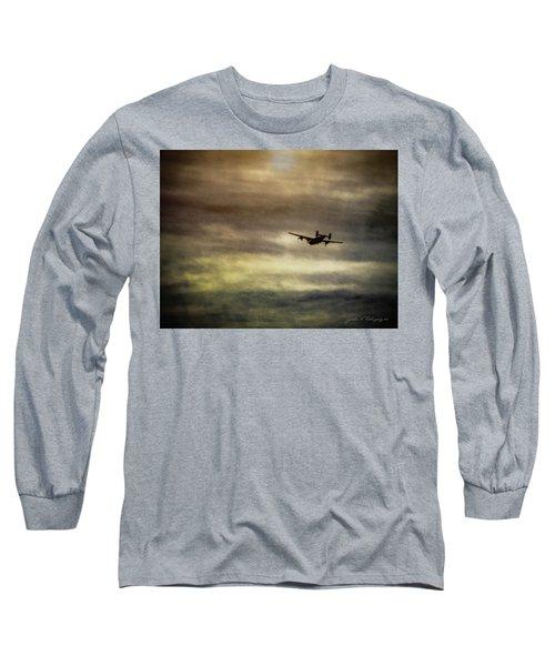 B24 In Flight Long Sleeve T-Shirt