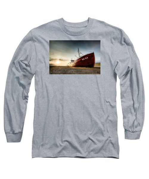 Ba 64 Long Sleeve T-Shirt by Brad Grove