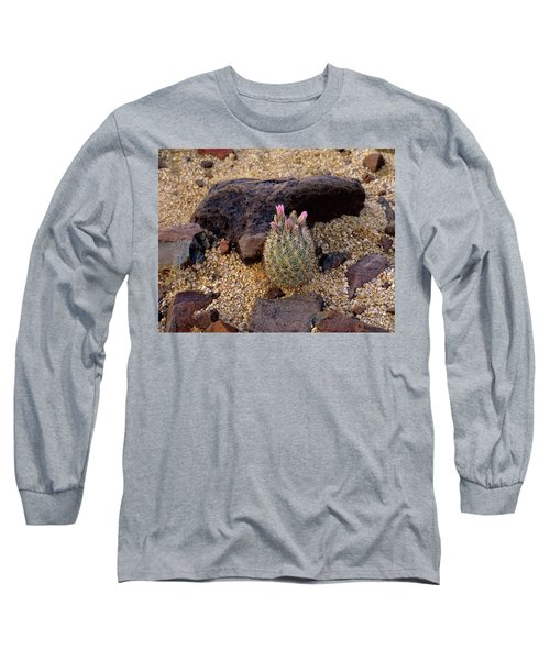 Baby Barrel Cactus Long Sleeve T-Shirt