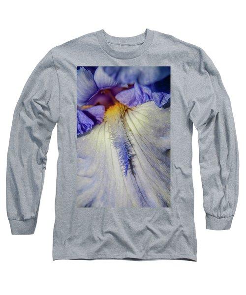 Baby Blue Long Sleeve T-Shirt
