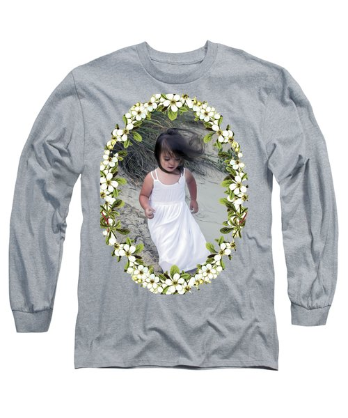Baby Girl Long Sleeve T-Shirt by Brian Wallace