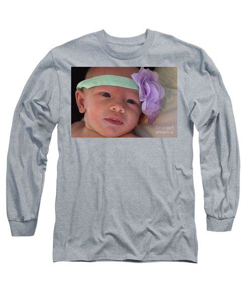 Baby Hughes Long Sleeve T-Shirt