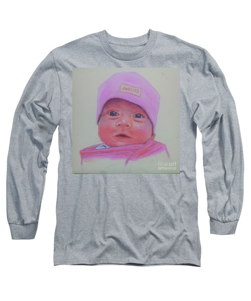 Baby Lennox Long Sleeve T-Shirt by Rae  Smith PAC