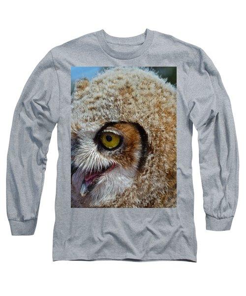 Baby Owl Long Sleeve T-Shirt