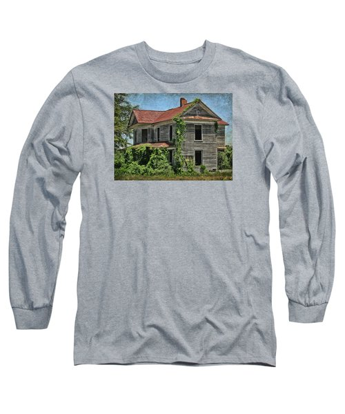 Long Sleeve T-Shirt featuring the photograph Back To Nature by Victor Montgomery