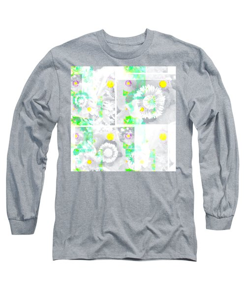 Colour Choice Poppy Collage Long Sleeve T-Shirt