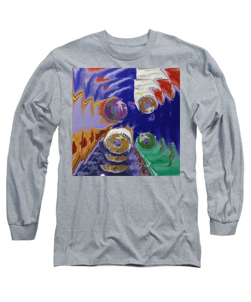 Baking Long Sleeve T-Shirt