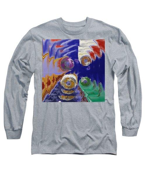 Baking Long Sleeve T-Shirt