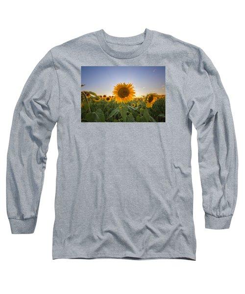 Backlit Long Sleeve T-Shirt