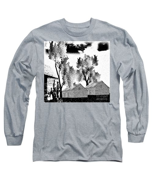 Backwoods Long Sleeve T-Shirt