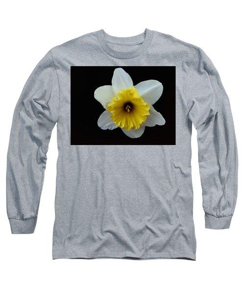 Backyard Flower II Long Sleeve T-Shirt