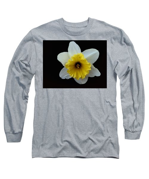 Backyard Flower II Long Sleeve T-Shirt