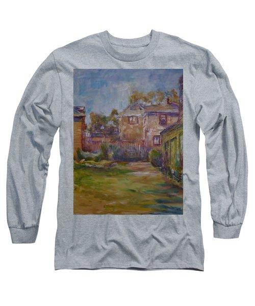 Backyard Impressions Long Sleeve T-Shirt