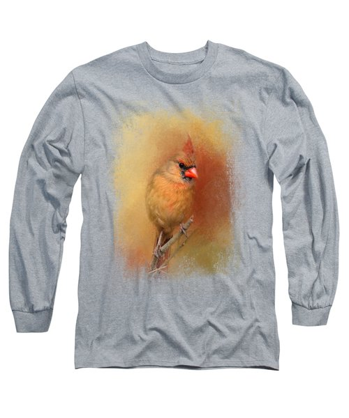 Backyard Jewel Long Sleeve T-Shirt by Jai Johnson