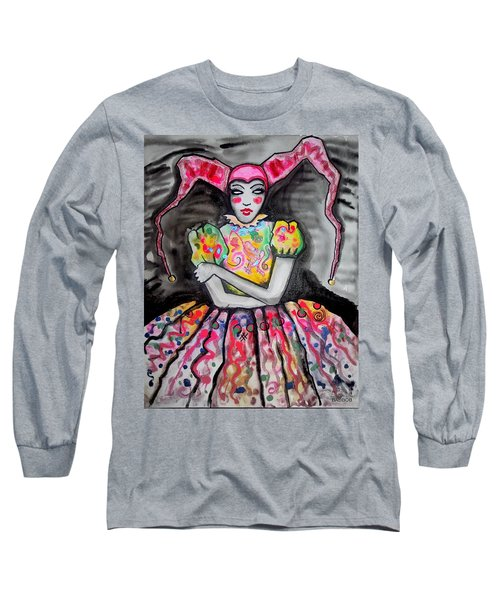 Badjoker Long Sleeve T-Shirt