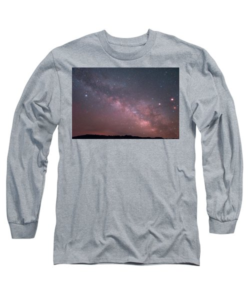 Badlands Milky Way Long Sleeve T-Shirt