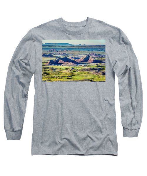 Badlands National Park Long Sleeve T-Shirt