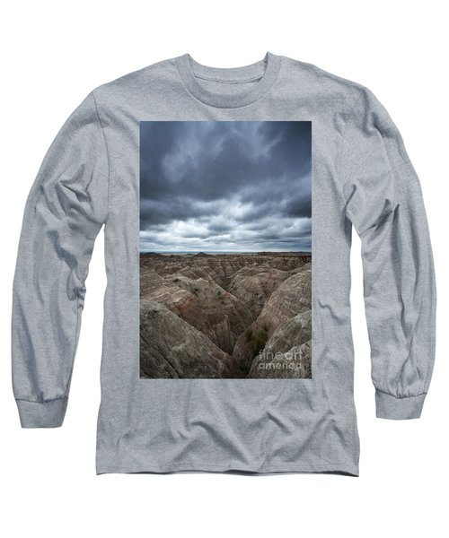 Badlands White River Valley  Long Sleeve T-Shirt